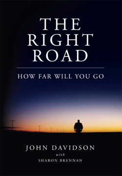 The Right Road by John Davidson